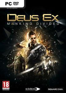 Précommande: Deux Ex Mankind Divided sur PC
