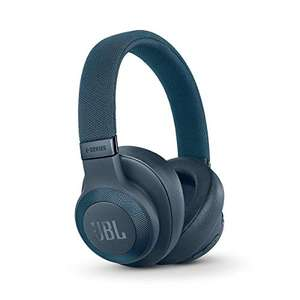 Casque audio à réduction de bruit sans-fil JBL E65BTNC - Bluetooth, bleu