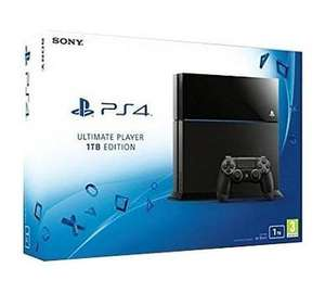 Console Sony PS4 1To Chassis C (+ 79,75€ en Superpoints)