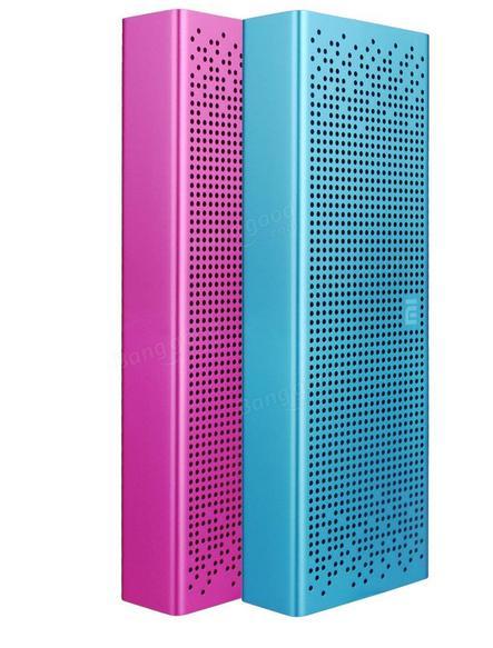 Nouvelle enceinte bluetooth Xiaomi Metal Box (avec port microSD) - Plusieurs coloris