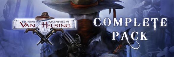 The Incredible Adventures of Van Helsing - Complete Pack sur PC (Dématérialisé)