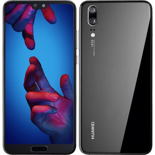 """Smartphone 5.8"""" Huawei P20 EML-L29 - Full HD+, Kirin 970, RAM 4Go, 64Go (Vendeur Tiers)"""