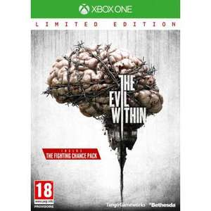 The Evil Within - Edition limitée sur Xbox One