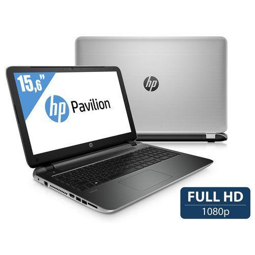 PC Portable HP Pavilion 15-P236NF - Argent