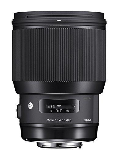 Objectif Sigma  85mm f/1.4 ART monture Nikon