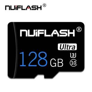 Carte mémoire Micro SD Nuiflash U3 -  128 Go