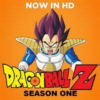 Dragon Ball Z Saison 1 Gratuite en SD ou HD - 39 Episodes (Dématérialisés - Anglais)