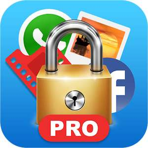 Application App lock & gallery Vault pro gratuit sur Android