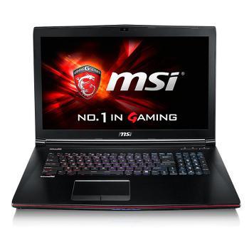 "PC Portable 17.3"" MSI GE72 2QF-265XFR - i5-4210H, 8 Go de Ram, 1 To, Geforce GTX 970M"