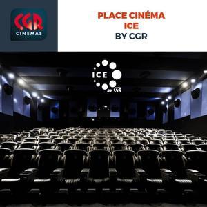 Place de cinéma ICE by CGR - Séance immersion visuelle - (7€ pour les CDAV)