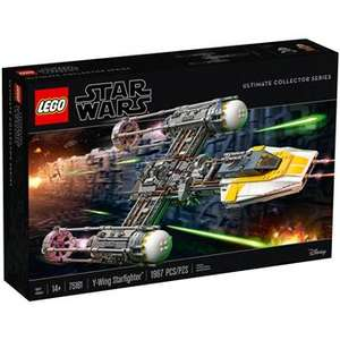 Jouet Lego Star Wars - Y-Wing Starfighter (75181)