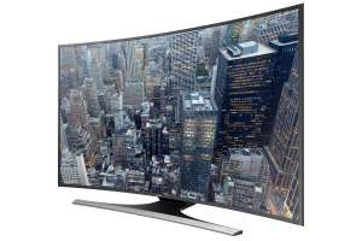 "TV 40"" Samsung UE40JU6500 Smart TV UHD 4K Curved"
