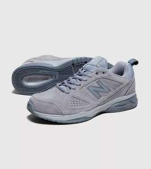 Chaussures New Balance 624 - gris (du 40 au 43)