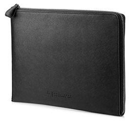 """Sacoche pour PC portable jusqu'à 13.3"""" HP - en cuir, noir"""