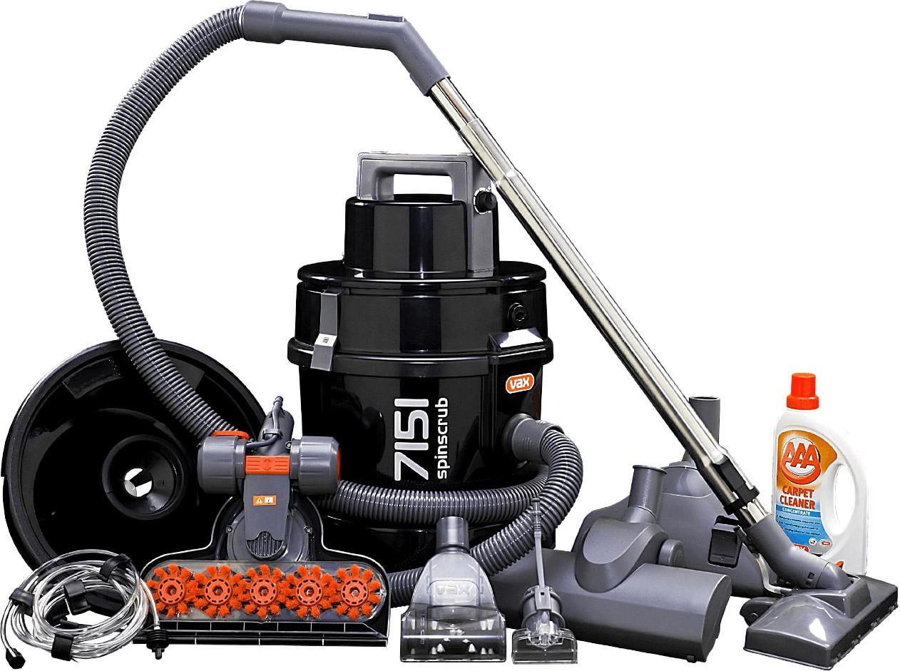 [CDAV] Aspirateur eau & poussière Vax 7151 - 1500 W