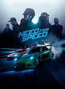 Précommande : Jeu Need For Speed sur PS4/Xbox One