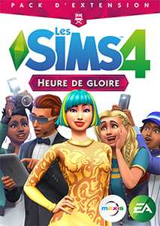 Sélection de jeux vidéo sur PC en promotion (dématérialisés) - Ex : DLC Les Sims 4 : Heure de Gloire