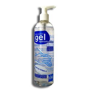 Bouteille de gel hydro-alcoolique - 400 ml