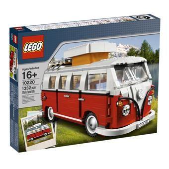 Jeu de construction Lego Creator Volkswagen Camper Van n°10220