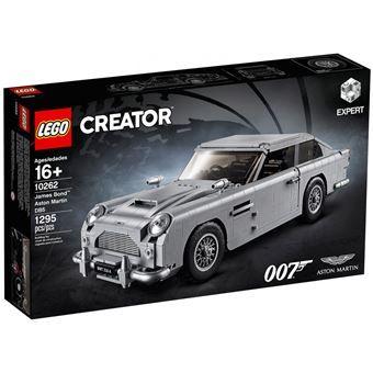 Jeu de construction Lego James Bond Aston Martin DB5 n°10262
