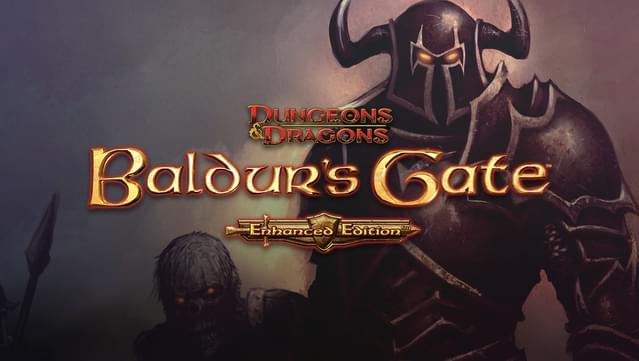 Sélection de Jeux Baldur's Gate sur PC - Ex: Baldur's Gate : Enhanced Edition (Dématérialisé)