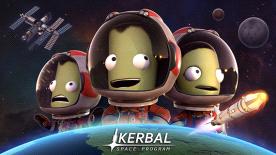 Kerbal Space Program sur PC & Max (Dématérialisé - Steam)
