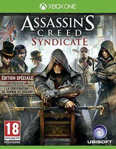 Assassin's Creed Syndicate Edition Spéciale sur Xbox One (Vendeur Tiers)