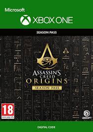 Season Pass Assassin's Creed Origins sur Xbox One (Dématérialisé)