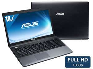 Ordinateur Portable Asus R900VJ-YZ023H - 18,4'' Full HD - Intel Core i5-3210M (2,5 GHz) - HDD 3 To - RAM 4 Go