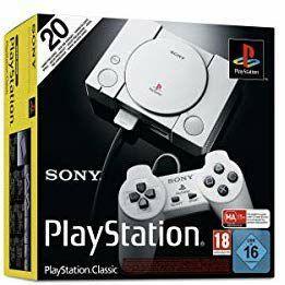 Console Sony Playstation Classic + Figurine Totaku au choix offerte (parmi une sélection)