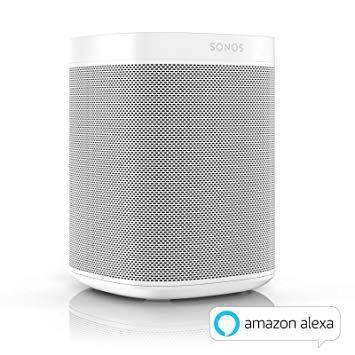 Enceinte sans-fil multiroom Sonos One - Blanc (2ème génération)