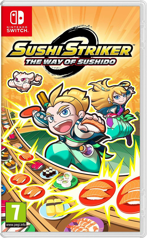 Sushi Striker: The Way of Sushido sur Nintendo Switch