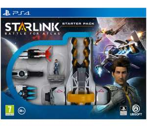 Pack de Démarrage Starlink Battle of Atlas sur PS4