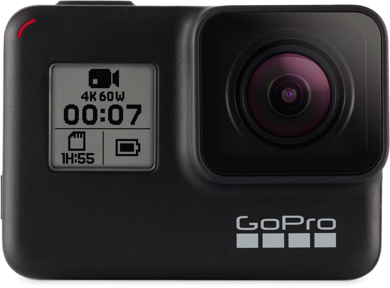 Caméra sportive GoPro Hero7 Black (+ 14.9€ en SuperPoints)