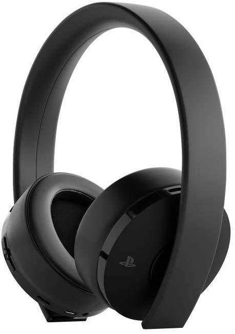 Casque audio sans-fil Sony PlayStation Gold pour PS4