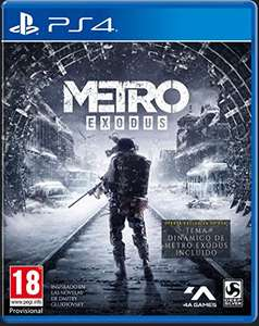 Metro Exodus - Édition Day One sur PS4
