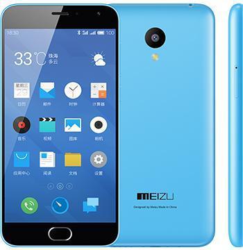 """Smartphone 5"""" Meizu M2 Mini - 16 Go"""