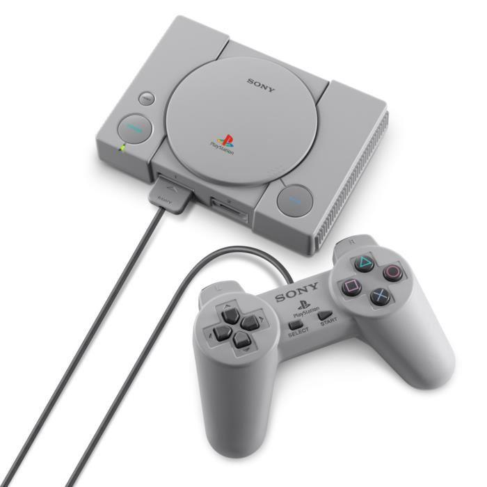 [Cdiscount à Volonté] Console Sony PlayStation Classic