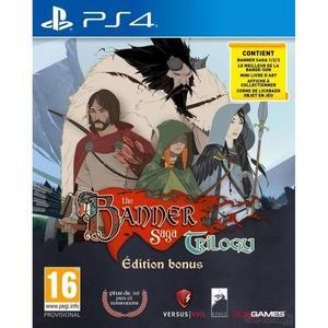 The Banner Saga Trilogy Edition Bonus sur PS4 & Xbox One