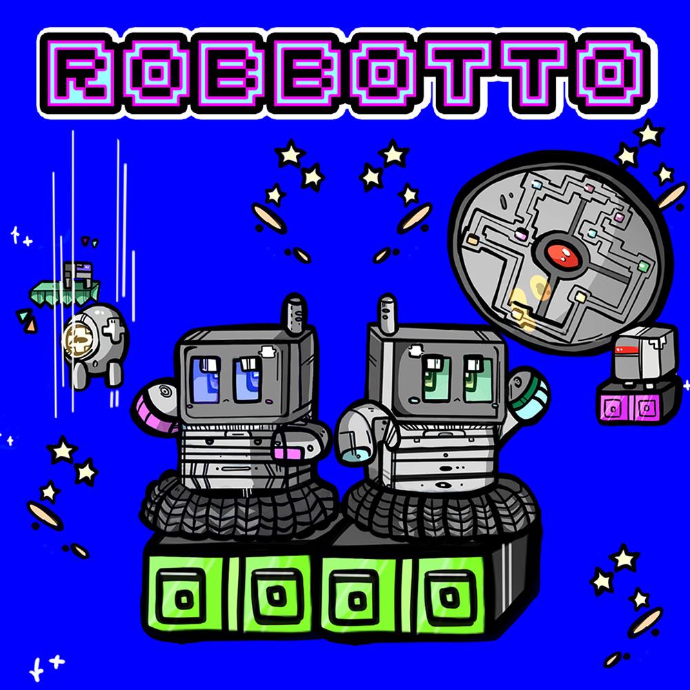 Robbotto sur Nintendo Switch (Dématérialisé)