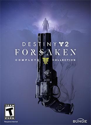 Destiny 2 : Renégats - Collection intégrale (avec Pass Annuel) sur PC (Dématérialisé)