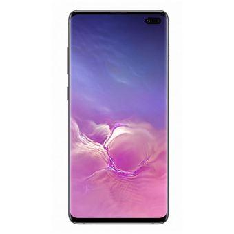 """Smartphone 6.4"""" Samsung Galaxy S10+ -  512 Go, Double SIM, Noir (Vendeur Tiers)"""