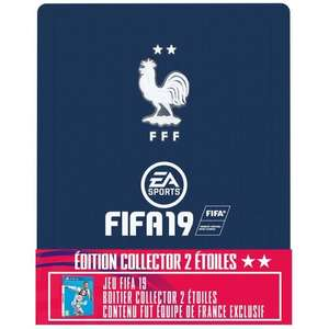 FIFA 19 Collector Edition sur PS4