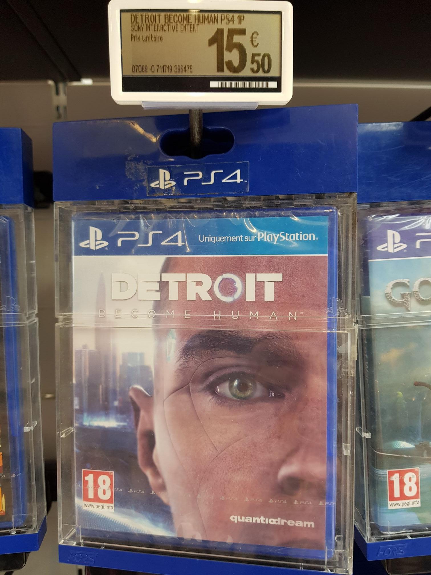 Detroit: Become Human sur PS4 (Barjouville 28)