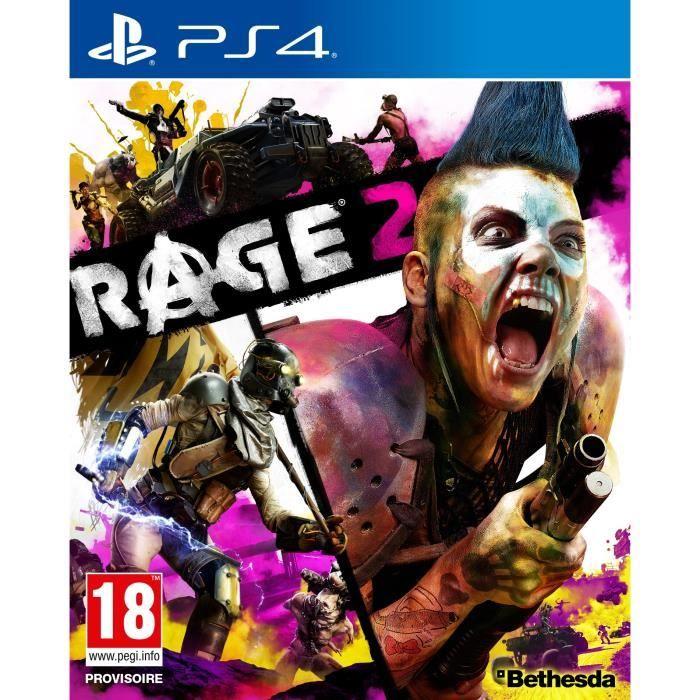 [CDAV] Rage 2 sur PS4