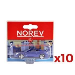 Lot de 10 voitures miniatures en métal  NOREV (Modèle aléatoire) + Hand spinner gratuit