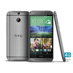 """Smartphone 5"""" HTC One M8S Gris - 16Go, Android 5.0 Lollipop"""
