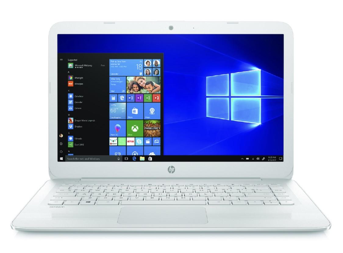 "PC portable 14"" HP 14-cb100nf - Celeron N4000, 4 Go de RAM, 64 Go, Windows 10"