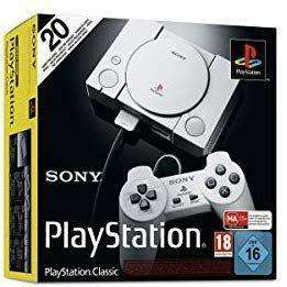 Console Sony Playstation Classic (Frontaliers Suisse)