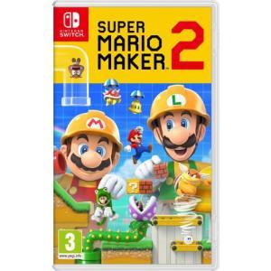 [Précommande] Jeu Super Mario Maker 2 sur Nintendo Switch